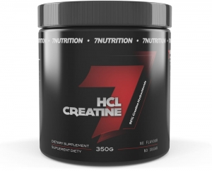 7 NUTRITION - HCL CREATINE 350g