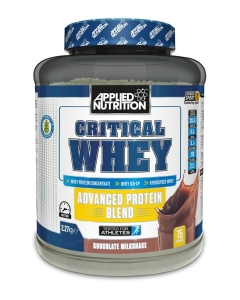 CRITICAL WHEY PROTEIN 2.27 KG Z BCAA