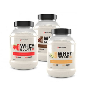 7NUTRITION WHEY ISOLATE 90 - 0,5kg