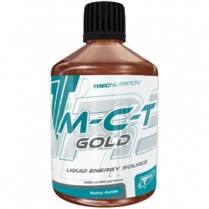 TREC OLEJ MCT GOLD - 400 ML